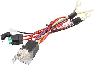 60A Homyl Auto Lautsprecher Sicherungsschalter 60A Sicherung Halter Leistungsschalter Reset Car Fuse Holder
