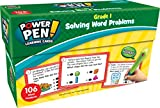 Teacher Created Resources Power Pen Learning Cards: Solving Word Problems Grade 1 (6989)