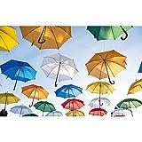 Juguete De Madera Intelectual Niños Adultos Serie Paraguas Rompecabezas De Alta Dificultad Descompresión Juego Regalo Sorpresa 500-6000 Piezas (Color : No partition, Size : 3000 pcs)
