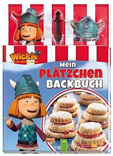 Wickie - Mein Plätzchen-Backbuch: Mit 3 Ausstechförmchen