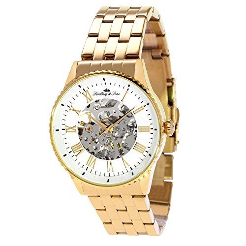 Swiss Military SM-27 - Reloj analógico de Cuarzo para Hombre, Correa de Caucho Color Negro