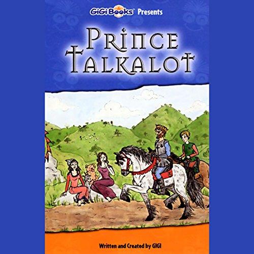 Prince Talkalot cover art