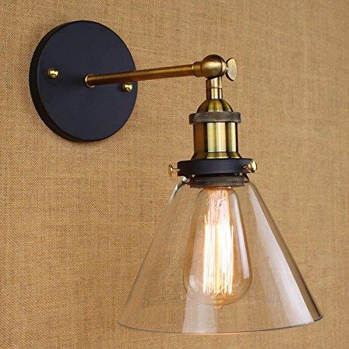 5151BuyWorld Vintage gecoate industriële wandlamp Retro Loft Led licht Lamparas De Pared trappen badkamer strijkijzer Sconce Abajur Luminaria