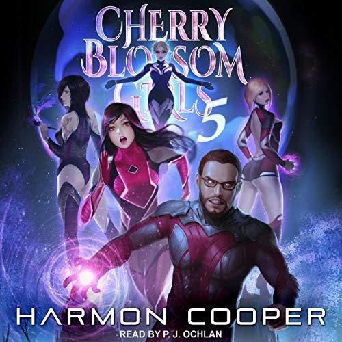 Cherry Blossom Girls 5 cover art