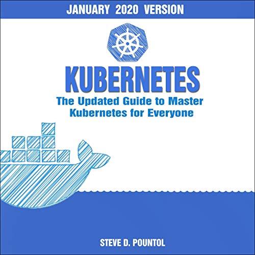 Kubernetes audiobook cover art