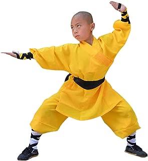 shaolin monk costume kids