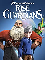 Rise of the Guardians has Christmas theme