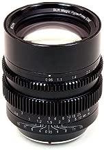 SLR Magic 50mm T 0.95 Hyperprime Cine Lens MFT (Micro Four Thirds) Mount