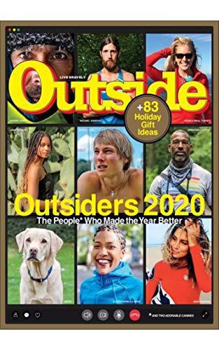 Outside USA (English Edition)