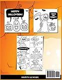 Zoom IMG-1 halloween prescolare per bambini 3