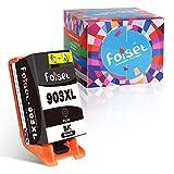 Foiset 903XL Cartuccia d'inchiostro Nero Sostituzione per HP 903 903 XL Compatibile con HP...
