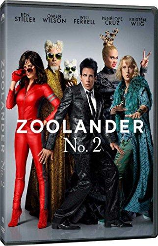 Universal Pictures Dvd zoolander 2