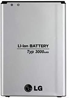 Bateria Original LG Brasil BL-53YH G3 Stylus D690 D830 D850 D851 D855 3000 mAh 3,8 V com selo ANATEL