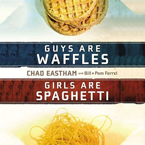 Guys are Waffles, Girls are Spaghetti cover art