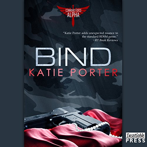 Bind audiobook cover art