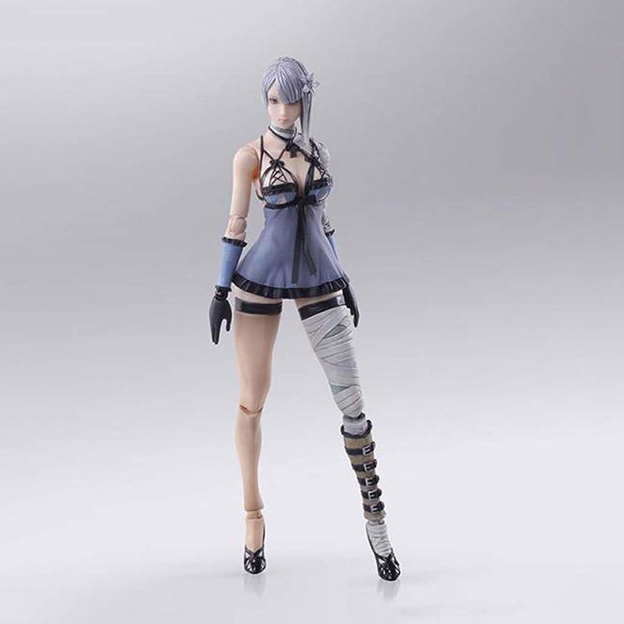 第カバー魅力的であることへのアピールアニメ漫画のキャラクターモデル彫像身長14cmおもちゃ飾り?プレゼント?グッズ?誕生日プレゼント CQQO