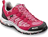 Meindl Caribe GTX Chaussures de randonnée pour Femme - Rouge - Rot Kombi, 37.5 EU