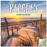 Beaches Calendar 2022 -- Deluxe 2022 Tropical Mini Calendar Bundle with Over 100 Calendar Stickers (Island Gifts, Office Supplies)