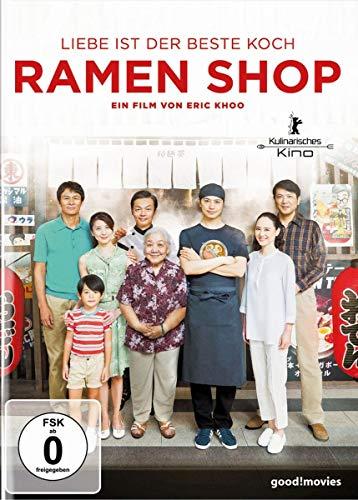 Ramen Shop - Liebe ist der beste Koch
