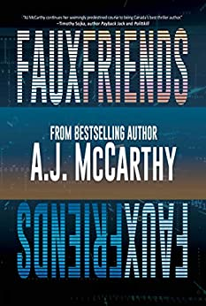 Book cover image for Faux Friends