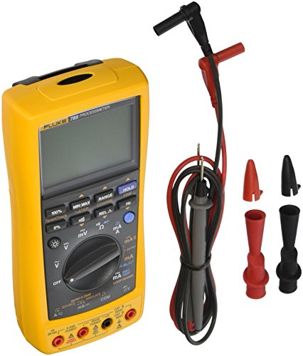 Fluke - 789CAL 789 Process Meter with a NIST-Traceable Calibration Certificate with Data