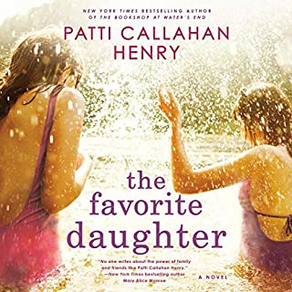 The Favorite Daughter audiobook cover art