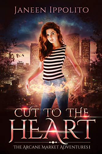 Cut to the Heart (The Arcane Market Adventures Book 1) (English Edition)