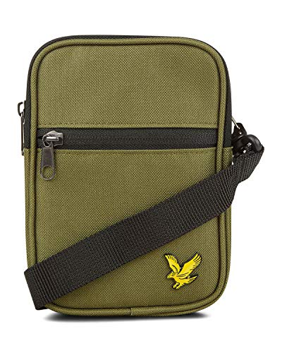 Lyle & Scott Vintage Mini Messenger Bag One Size Green