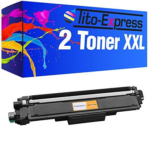 PlatinumSeries 2 Toner XXL Noir pour Brother TN-243 TN-247 DCP-L3510CDW DCP-L3550CDW. HL-L3210CW. HL-L3230CDW. HFC-L3270CDW.