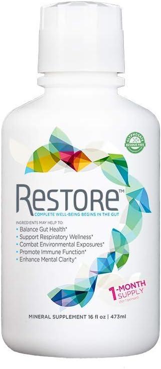 Restore Max 70% OFF Gut-Brain Bargain Health Dr. Probiotic Formulated Enz –