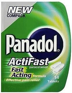 panadol actifast 20 tablets