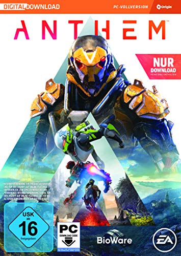 Anthem - Standard Edition   PC Download - Origin Code
