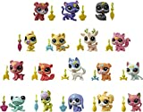 Littlest Pet Shop Lucky Pets Fortune Cookie Surprise Pet Toy, 150+ to Collect, Ages 4 & Up, Brown