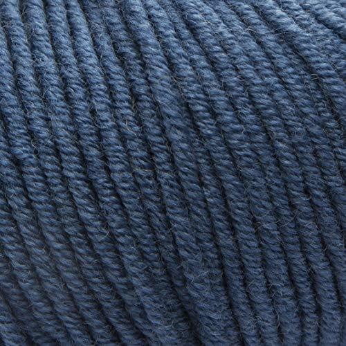 ggh Maxima - 071 - Azul océano - Lana merina para tejer y hacer ganchillo