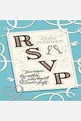rsvp-by-helen-warner Hardcover