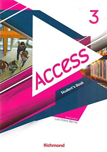 Access 3. Livro do Aluno