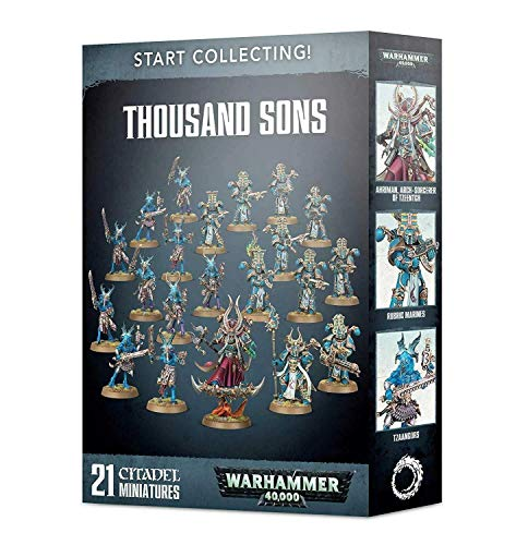 Warhammer 40k - Start Collecting! Thousand Sons