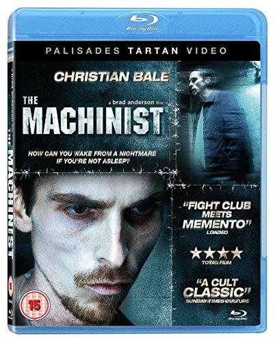 PALISADES The Machinist [BLU-RAY]