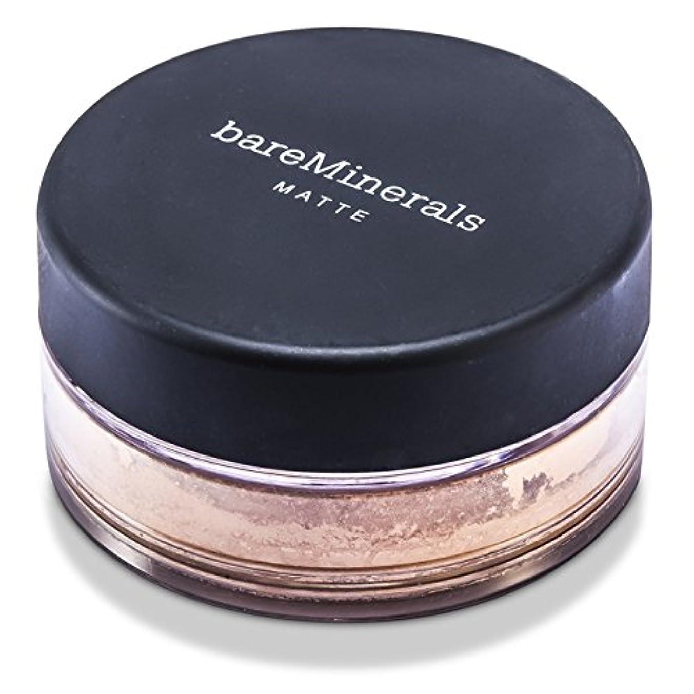 マダムベンチ既にBareMinerals ベアミネラル マット ファンデーション SPF15 - Medium Beige 6g/0.21oz並行輸入品