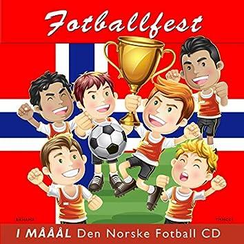 Fotballfest Den Norske Fotball CD