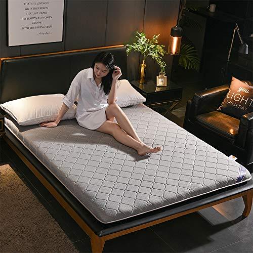 RZH Colchón de Dormitorio para Estudiantes Engrosamiento Plegable Mantener Caliente Tatami Doble Colchones King Queen Tamaño Dormitorio/Dormitorio/Tatami