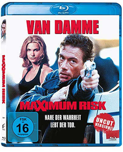 Maximum Risk - Uncut Version [Blu-ray]