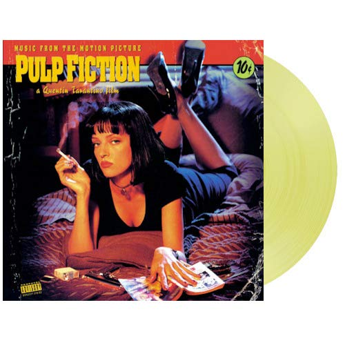 Pulp Fiction (Yellow Vinyl Album) - Limited Edition