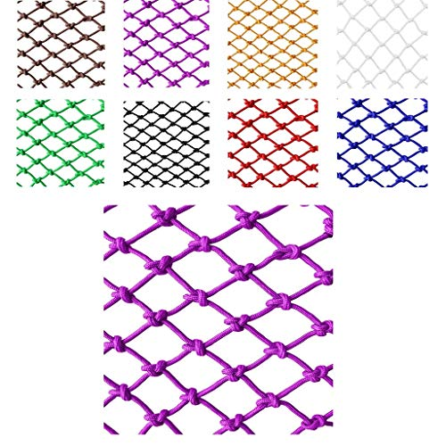 Best Buy! WNSW Balcony Shatter-Resistant Net Kindergarten Decoration Net Fence Net Hand Safety Netti...