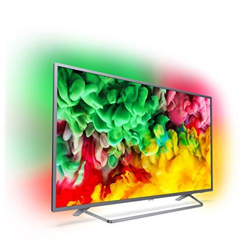 TELEVISOR LED ULTRAPLANO PHILIPS 55PUS6753 - 55'/139CM - UHD 4K 3840X2160 - HRD+ - 20W - DVB-T/T2/T2-HD/C/S/S2 - SMART TV - WIFI - 3XHDMI - 2XUSB