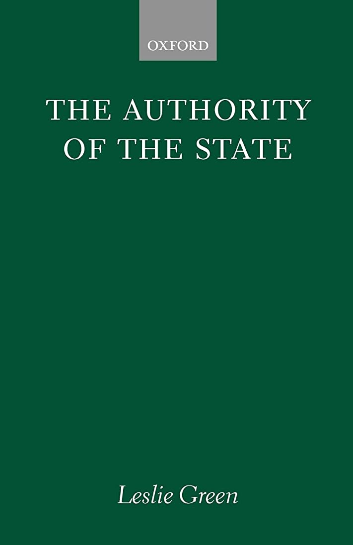 知覚できるライセンス同種のThe Authority of the State (Clarendon Paperbacks)