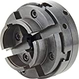 Grizzly Industrial G8784 - 4-Jaw Chuck For Round Pieces - 1' x 8 TPI