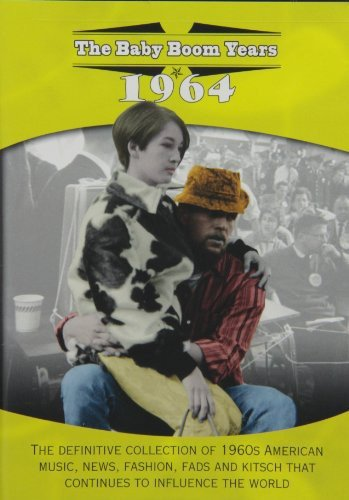 Baby Boom Years: 1964 [DVD] [Region 1] [NTSC] [US Import]