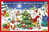 Meine schönsten Weihnachtslieder. Adventskalender mit 24 leicht auslösbaren Sounds