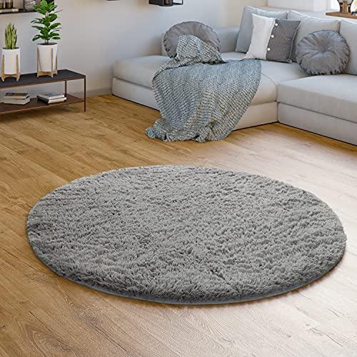 Tt Home -   Hochflor Teppich